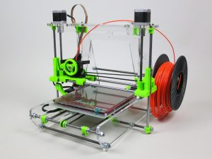 Airwolf 3D Printer - Lime Green