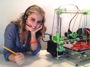 3d printer customer service