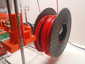 3D Printer ABS Spool holder