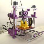 3D Printer angle