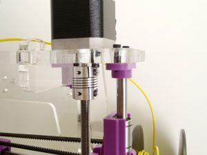 3d printer flexible z couplings