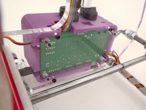 3d printer gen 6 electronics from inside