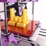 3d printer quick leveling bed