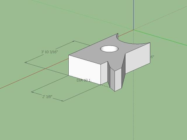 How to Create a 3D Object in SketchUp for 3D Printing