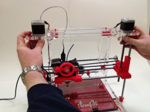 How to level the 3D printer