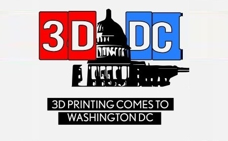 3D/DC III (2014): 3D Printing Comes to Washington, DC