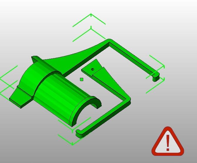 watertight 3d printing netfabb