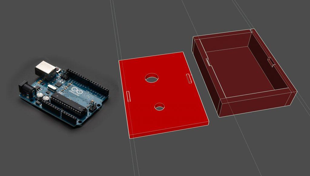 Arduino Board container