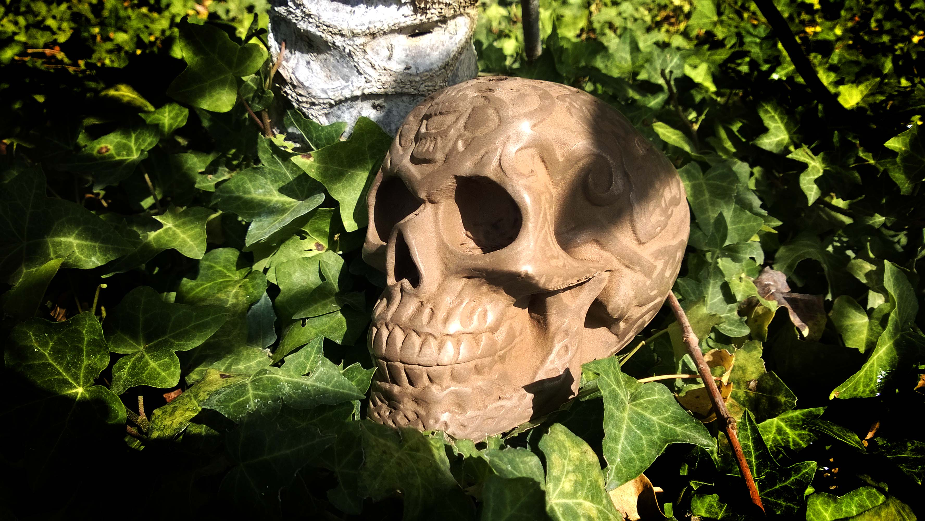 Coolest 3D Printed Thing of the Week: 3D Printed Bronze Skull