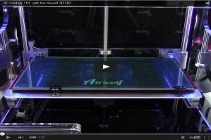 AW3D HD TPE Printing - Airwolf 3D Printers