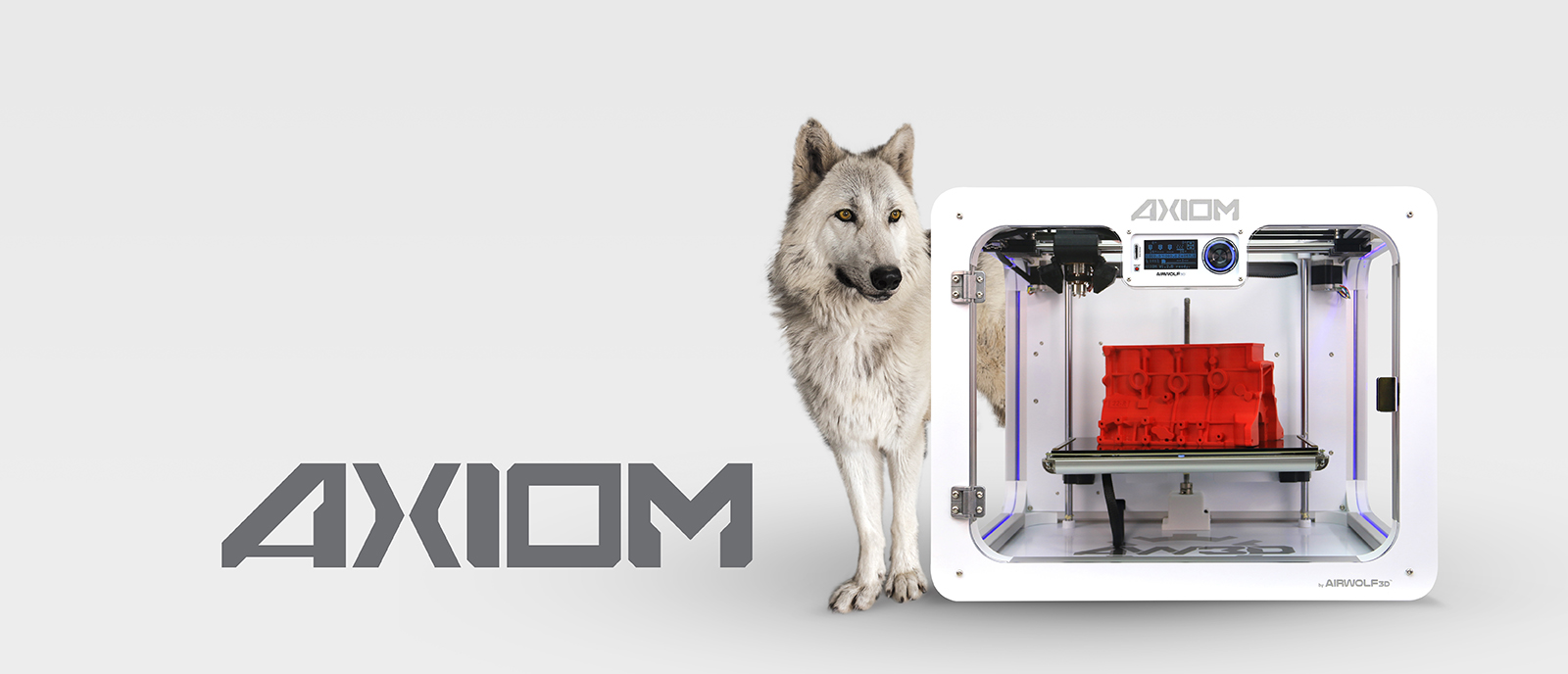 Axiom 3D printer Slider image