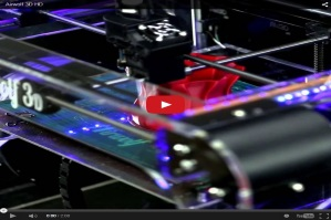 Airwolf 3D printer model HD