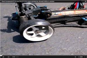DUAL EXTRUDER SNEAK PEAK by Airwolf 3D