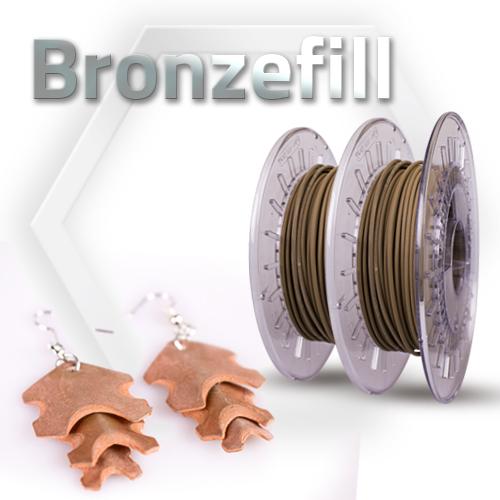 Airwolf 3D Bronzefill