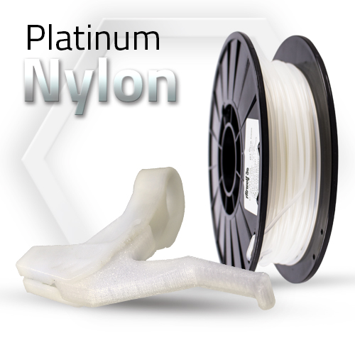 Airwolf 3D Platinum Nylon