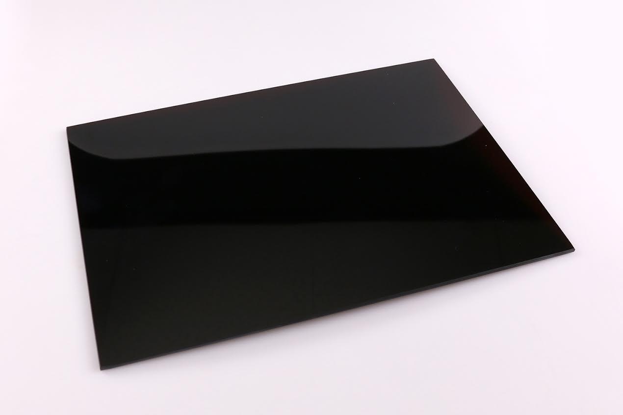 Airwolf 3D Ceramic Glass Plate