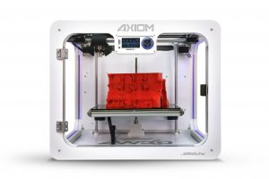 Airwolf 3D's newest large 3D printer, the AXIOM