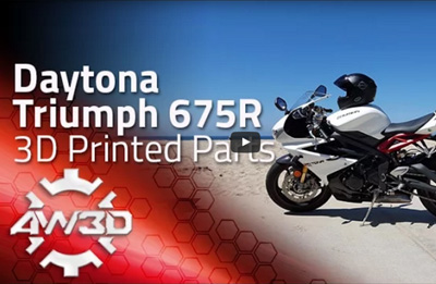 3d print bike part