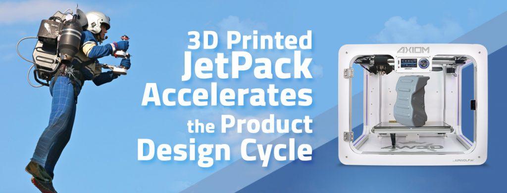 3D Printed JetPack