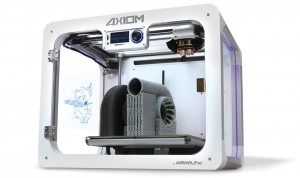 AXIOM Dual Extruder 3D Printer