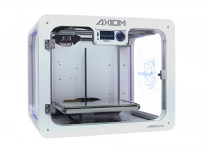 AXIOM2 dual extruder 3d printer