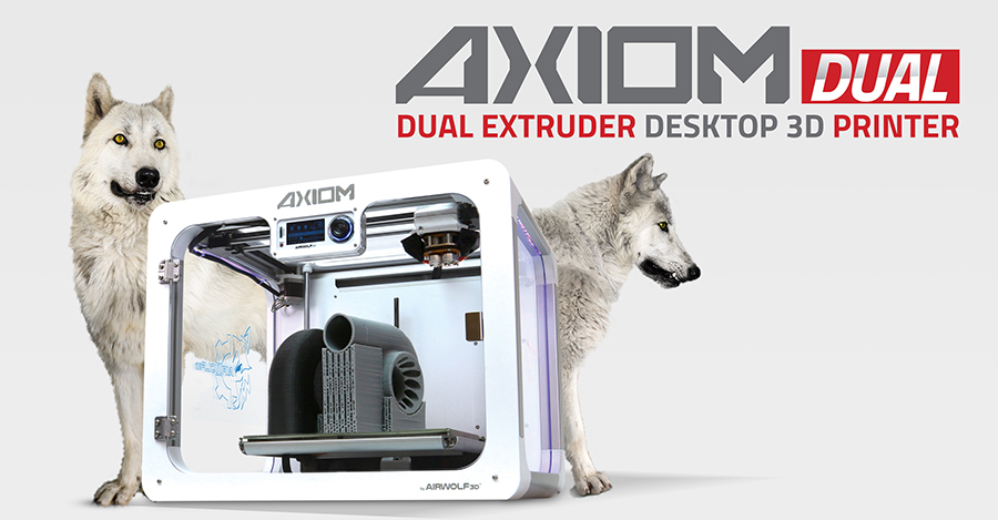dual extruder 3d printer featured image