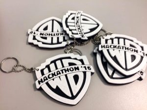 3D Printed Keychains