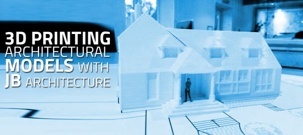 How Architects 3D print architectural models.