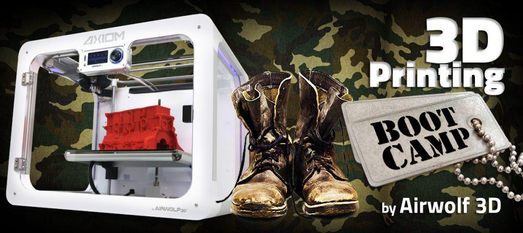 Advanced 3D Printer Training