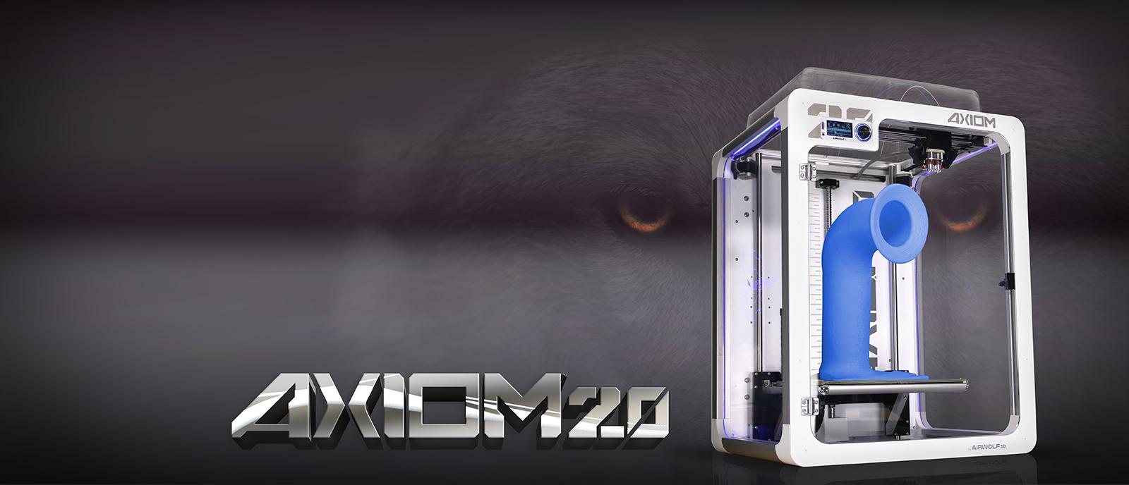 AXIOM 20 3D printer
