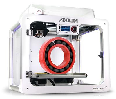 Axiom 3D Printer direct drive