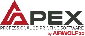 APEX 3D-Printing Software