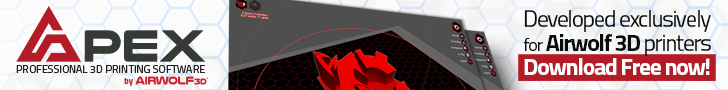 APEX 3D Printing Software