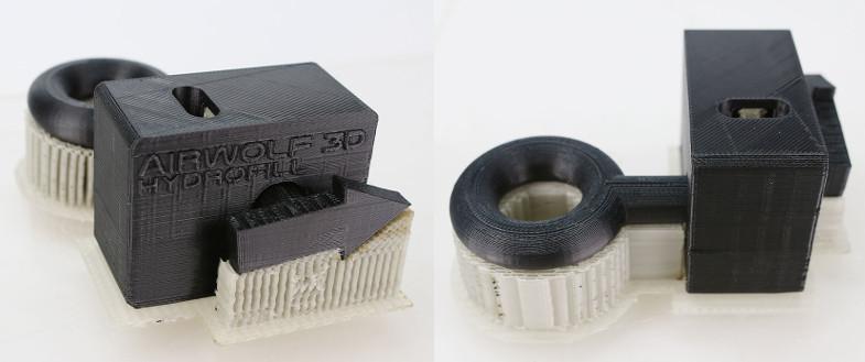 Impossible 3D Print