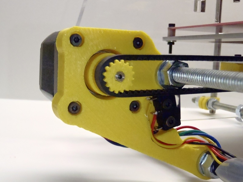 3d Printer Gt2 Y Axis Microswitch Airwolf 3d