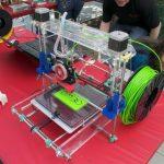 3d printer at OC Maker Faire