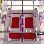 3d printer aluminum y carriage