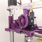 3d printer HERRINGBONE GEARS