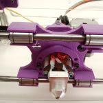 3de printer 4 bearing x carriage