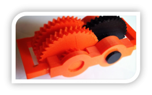 3D printer help engineer students with spatial abilities