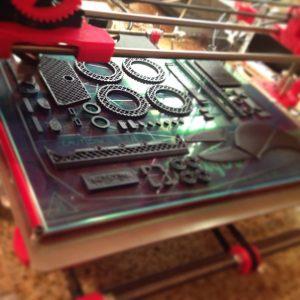 making lancia stratos parts 3d printing