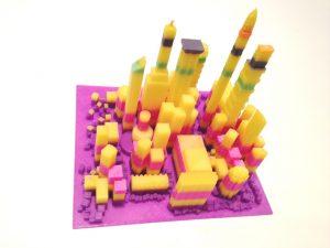 3d printer urban planner