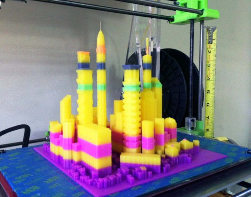buy best 3d printer architecture