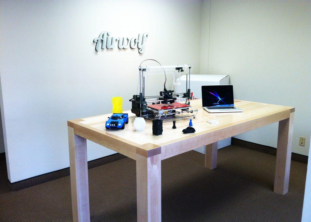 3d printer showroom