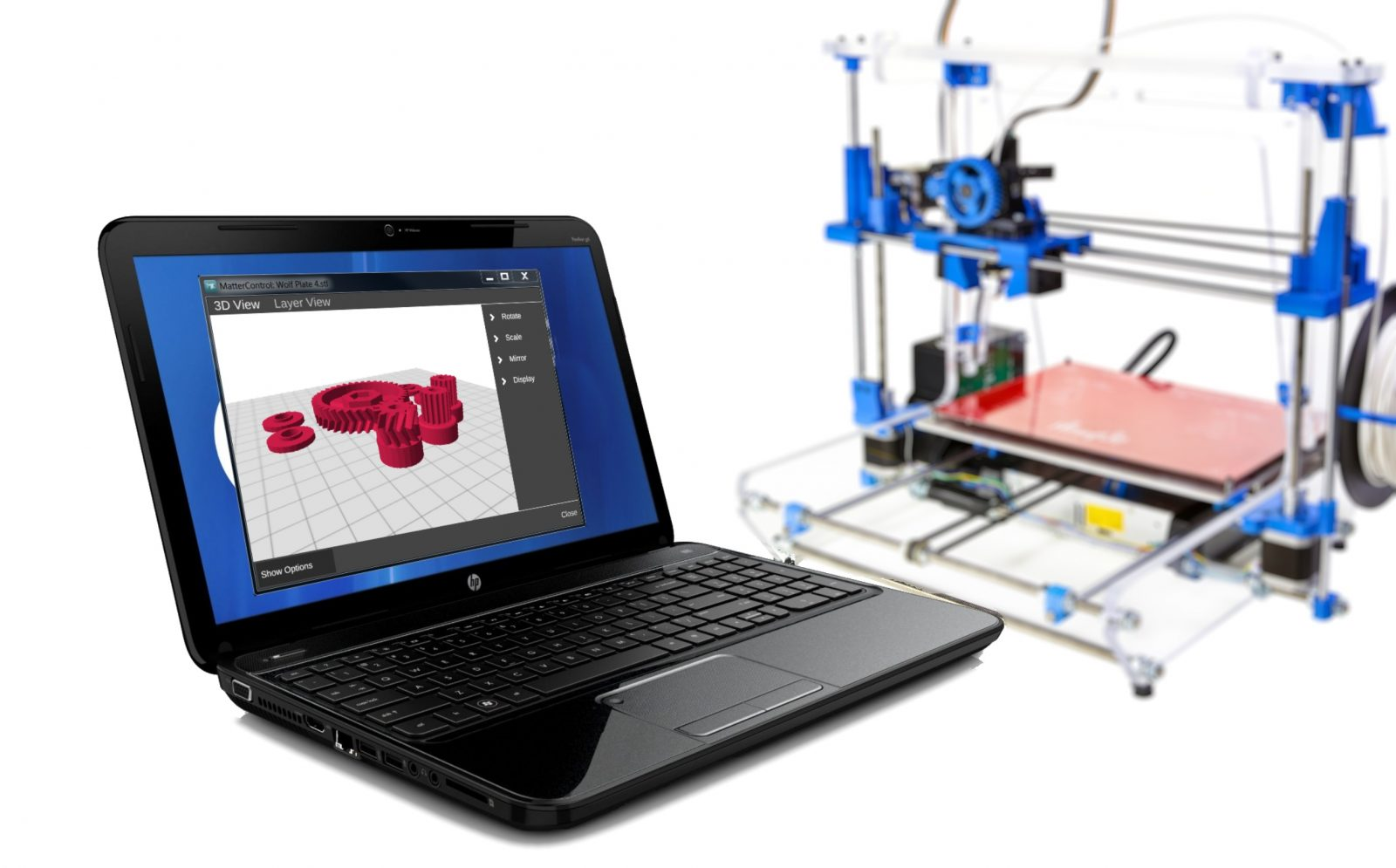 3dprinting software
