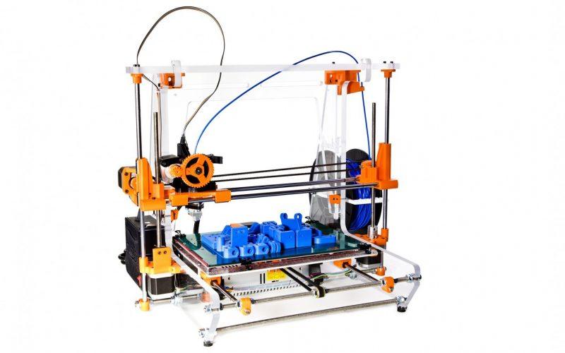 Classic 3D printer