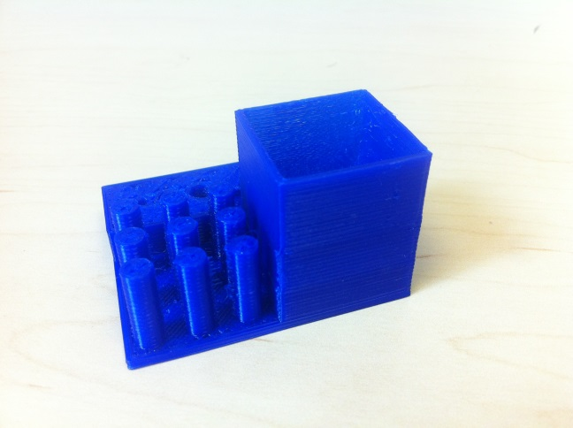 3d printer video TPE torture test