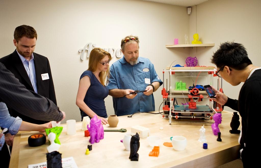 Photo 3D Printer Open House 02