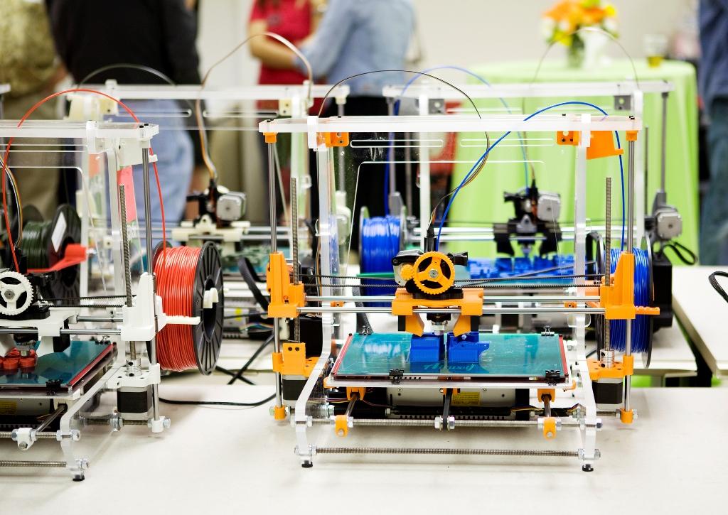Photos 3D Printer Open House 09