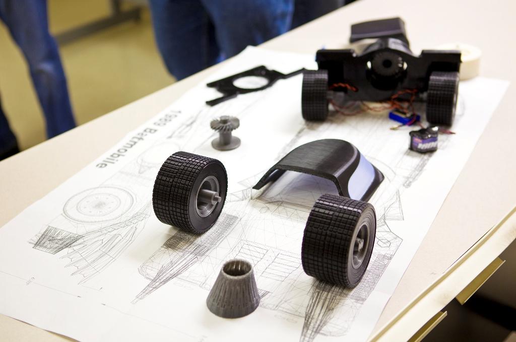 Photo 3D Printer Open House 12